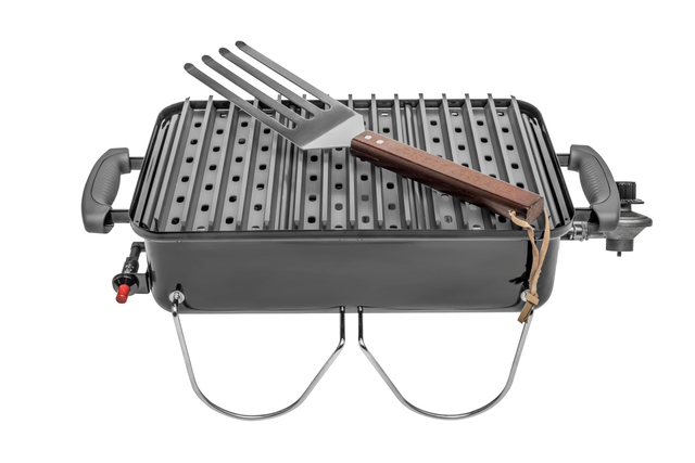 Weber Holzkohlegrill Go Anywhere : Weber grill go anywhere mit seitl griffen neu und ovp in