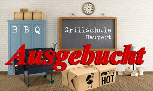 Grillkurs GRILL & CHILL, MEAT & Coktails am 16.02.2019
