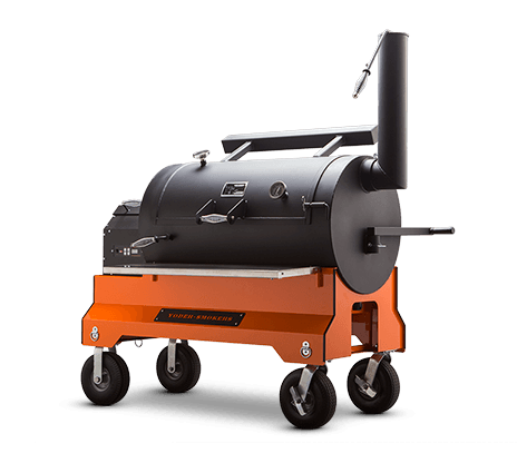 Yoder YS 1500 Pelletgrill-Competition-Cart