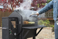 Holzpelletgrills